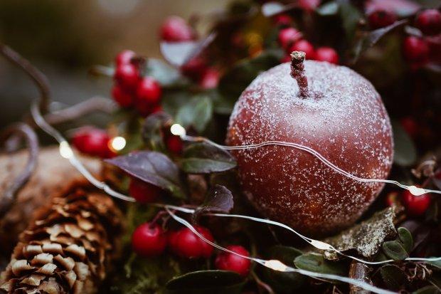 navidad y cuidadores